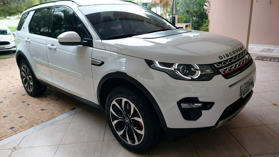Land Rover Discovery Sport 2.0 Hse Biturbo Diesel 7 Lug