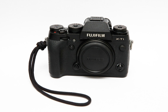 Câmera Fujifilm X-t1 Impecável Na Caixa Com Acessorios