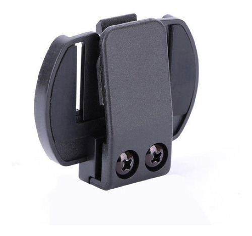 Base Clip Casco Para Intercomunicador Bluetooth V6-1200