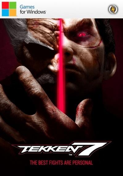 Tekken 7 - Pc Jogo Completo