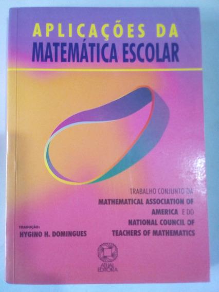 Aplicacoes Da Matematica Escolar