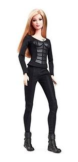 Coleccionista Barbie Divergente Muñeca Tris- Envío Gratis