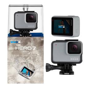 Câmera Gopro Hero 7 White 10mp Full Hd Chdhb-601-rw