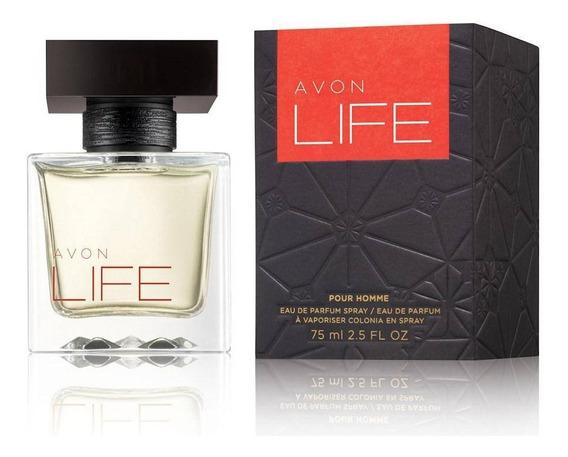 Perfume Masculino Life For Him Deo Perfum