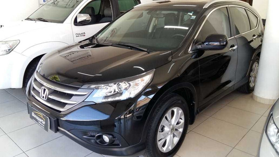 Honda Cr-v 2.0 Exl 4x4 Flex Aut. 5p 2014
