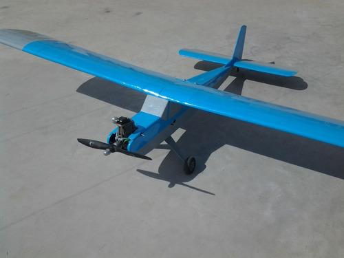 Imagen 1 de 5 de Aeromodelismo