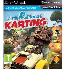 Little Big Planet Karting Ps3 Psn Envio Imediato Psn