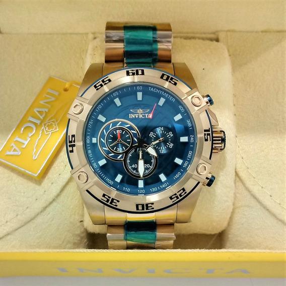 Relógio Invicta Relógio Masculino Invicta 52 Mm Top Luxo