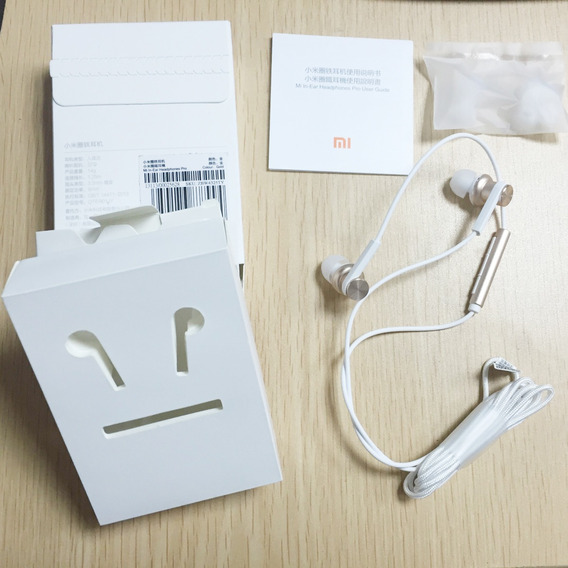 Fone De Ouvido Com Microfone Xiaomi 3,5mm