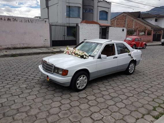 Mercedes Benz 190e Año 92