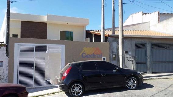 Sobrado Residencial À Venda, Parque Olimpico, Mogi Das Cruzes. - So0234
