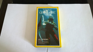 Los Tiburones Vhs National Geographic Video