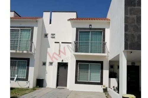 Casa Amueblada En Renta En Los Lagos $9,000 Villa De Pozos