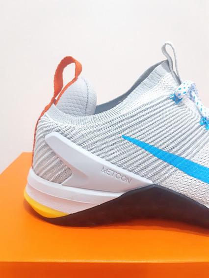 Tênis Nike Metcon Dsx Flyknit 2 Crossfit Original N. 40 (8.5 Usa) E 41 (9.5 Usa)