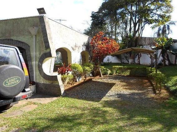 Chácara Residencial À Venda, Chácara Real (caucaia Do Alto), Cotia. - Ch0012
