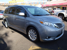 Toyota Sienna Xle At Qc Piel 2011**flamantisima***