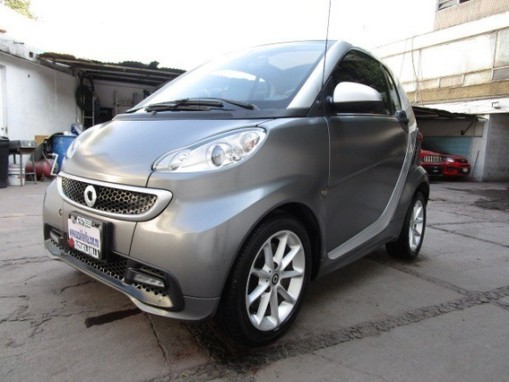 Smart Fortwo 3p Fortwo Coupe Passion 84hp T,ta,tp,gps,ra15