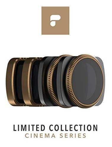 Filtro Polarpro Para Osmo Pocket 4 Pack Coleccion Limitada