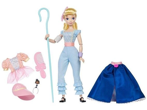 Disney Pixar Toy Story Épico Se Move Bo Peep Boneca De Ação