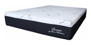 Colchon Queen Size Florencia Suave Memory Foam Bio Mattress