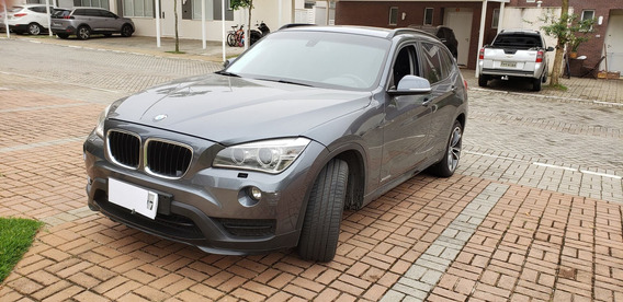 Bmw X1 2.0 S-drive 28i Active Flex Impecável, Revisada, 2015