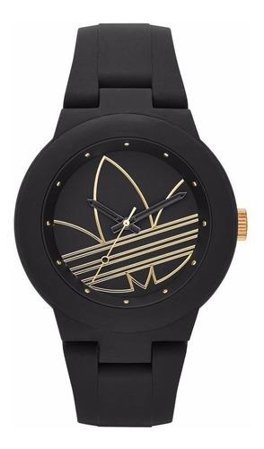 Concentración Sip Ataque de nervios  Reloj adidas Aberdeen Adh3013 Negro/dorado Unisex Original*   Mercado Libre
