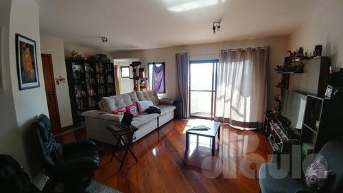 Imagem 1 de 6 de Apartamento 140m² No Jardim Bela Vista  - 1033-11844