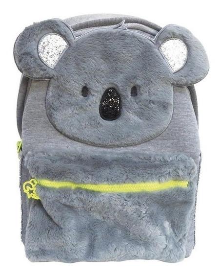 Mochila Cresko Koala Plush Con Brillo 16