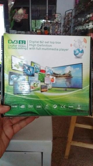 Tv Box Dvb S2 Full Hd 1080p