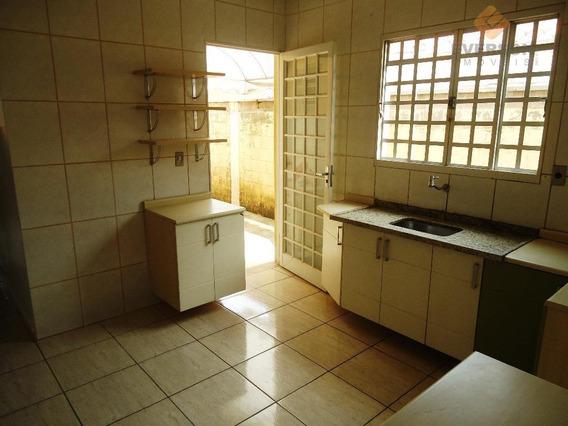 Casa Com 2 Dormitórios À Venda E Locação, 66 M² Por R$ 190.000 - Jardim Residencial Das Palmeiras - Rio Claro/sp - Ca0378