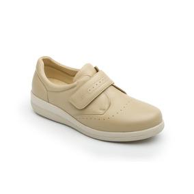Zapato Cuidado Especial 46703 Natural Borrego Dama Flexi