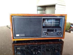 Antigo Rádio Nissei (madeira) Am /fm/oc Decoração