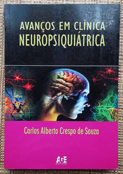 Livro Avanços Em Clínica Neuropsiquiátrica