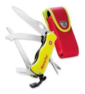 Victorinox Rescue Tool + Funda + Envio