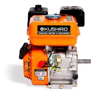Motor Explosión Naftero Kushiro 16 Hp - Arranque Eléctrico