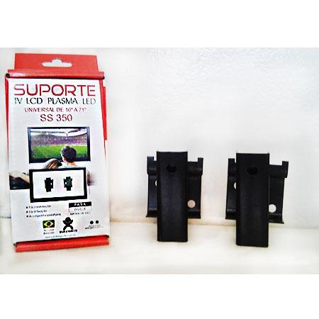 Suporte Tv Fixo Ss350 - Lcd Led Plasma - 10 A 71 Universal