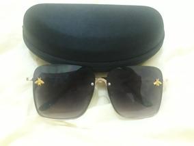 Óculos De Sol Com Case