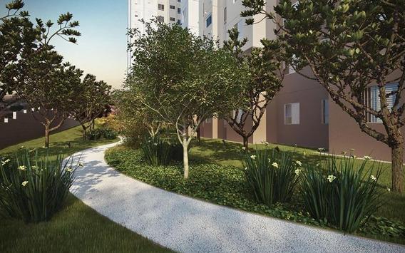 Apartamento Para Venda Em São Paulo, Jardim Nossa Senhora Do Carmo, 2 Dormitórios, 1 Banheiro, 1 Vaga - Reserva