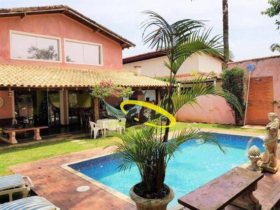 Casa Com 3 Dormitórios À Venda, 280 M² Por R$ 814.000 - Parque Paulistano - Cotia/sp - Ca4179