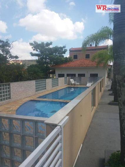 Sobrado Residencial À Venda, Vila Jerusalém, São Bernardo Do Campo. - So0591