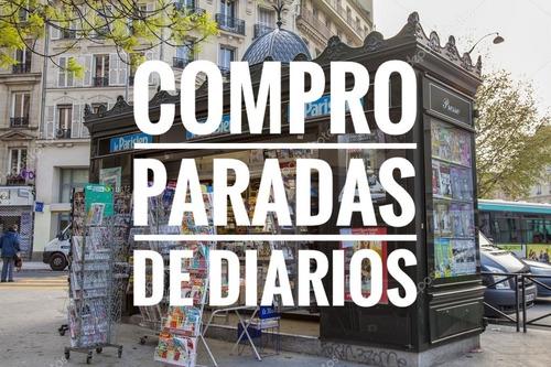 Parada De Diarios Compro