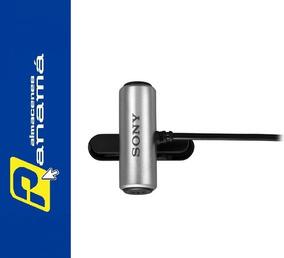 Sony Microfono De Solapa - Microfono Corbatero