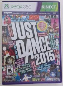 Just Dance 2015 Xbox 360 Jogo Original Lacrado Mídia Física