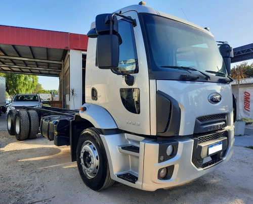 Ford Cargo 1723 Balancin Año 2018