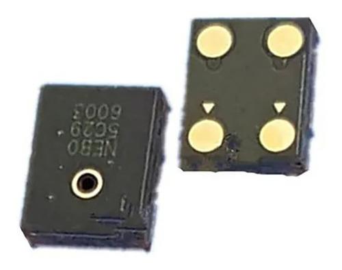 Imagem 1 de 2 de Kit C/5 Microfones Interno Audio Moto Z2 Play Xt1710 Nova