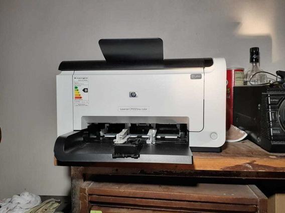 Impressora Laser Jet Cp 1025 Color, Transfer