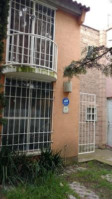 Casa En Ixtapaluca Con Protecciones