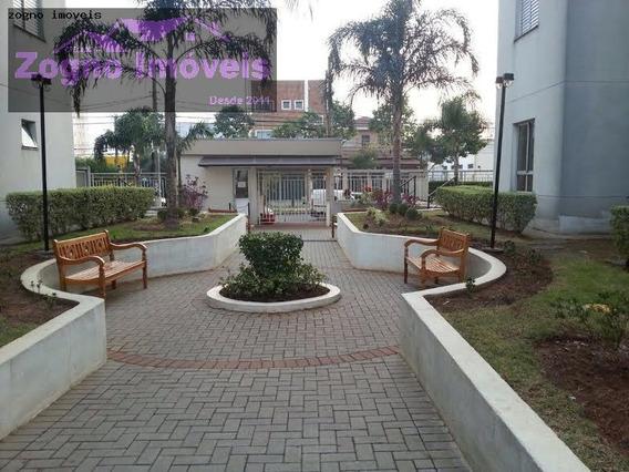 Apartamento Para Venda Em São Paulo, Parque Novo Mundo, 2 Dormitórios, 1 Suíte, 2 Banheiros, 1 Vaga - 919_1-791680