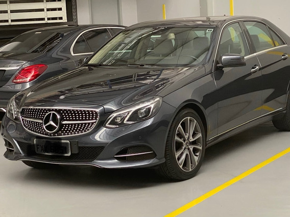 Mercedes Benz Classe E 2.0 Avantgarde Turbo 4p