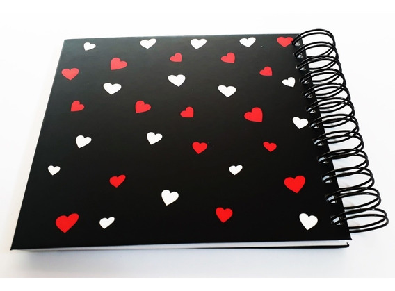 Álbum De Foto Scrapbook Personalizado P/ Casamento 40 Fotos